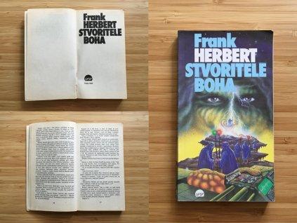 Frank Herbert - Stvořitelé boha (1993)