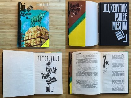 Peter Valo - Juj, keby tak Psiare mestom boli ...! (1986)