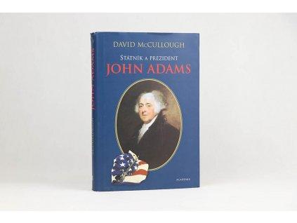 David McCullough - Státník a prezident John Adams (2005)