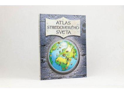 Simon Adams - Atlas stredovekého sveta (2007)