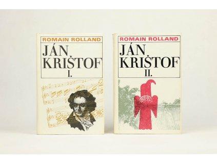 Romain Rolland - Ján Krištof I., II. (1977)