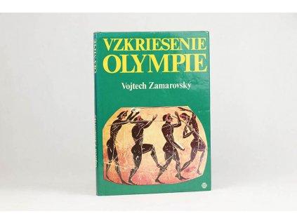 Vojtech Zamarovský - Vzkriesenie Olympie (1986)