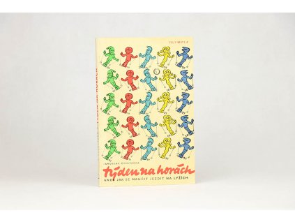 Jaroslav Čtvrtečka - Týden na horách aneb Jak se naučit jezdit na lyžích (1972)
