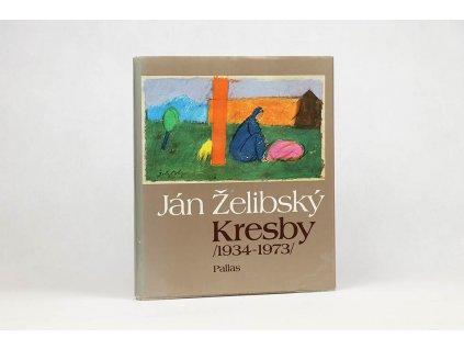Bohumír Bachratý - Ján Želibský: Kresby 1934-1973