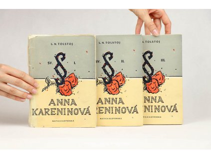L. N. Tolstoj - Anna Kareninová I.-III. (1950)