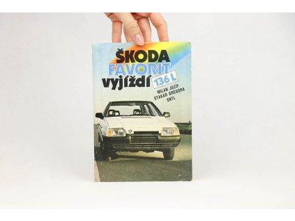 Milan Jozíf, Otakar Gregora - Škoda Favorit 136 L vyjíždí (1988)