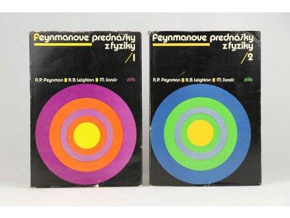 Feynmanove prednášky z fyziky 1, 2