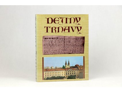 Dejiny Trnavy (1988)