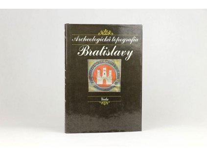 Archeologická topografia Bratislavy (1991)