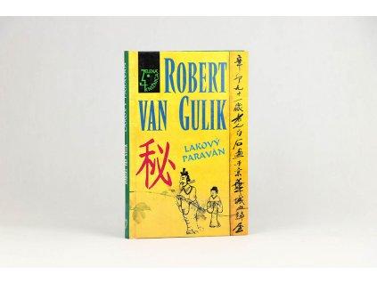 Robert van Gulik - Lakový paravan (2002)