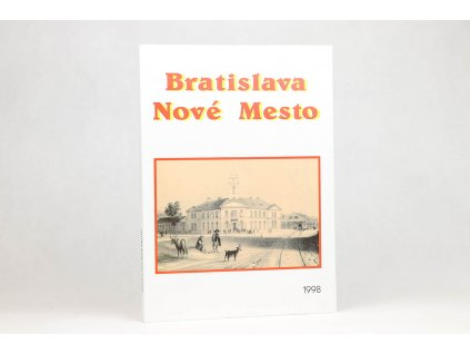 Bratislava: Nové Mesto (1998)