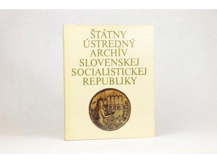 Štátny ústredný archív Slovenskej socialistickej republiky (1983)