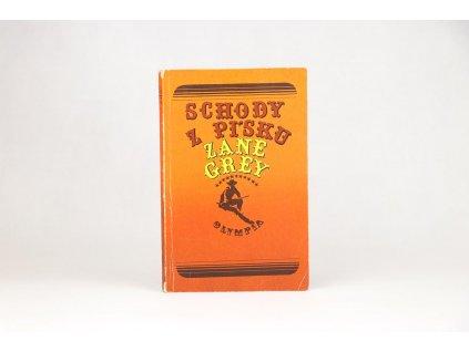 Zane Grey - Schody z písku (1979)