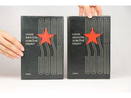 Louis Aragon - Súbežné dejiny SSSR I.-II. (1966)