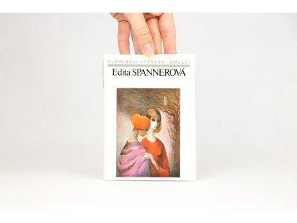 (pohľadnice) Edita Spannerová (1984)