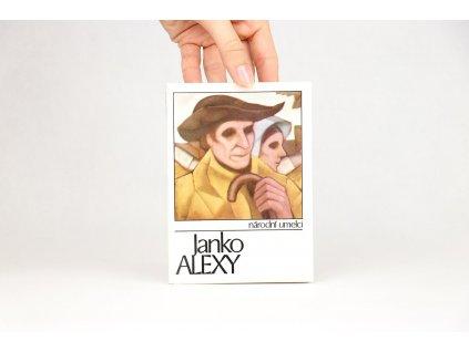 (pohľadnice) Janko Alexy (1984)