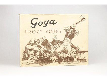 Francisco De Goya: Hrôzy vojny (1951)