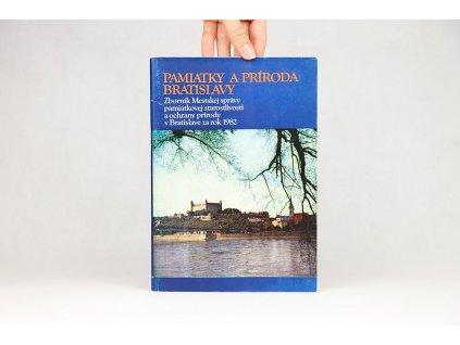 Pamiatky a príroda Bratislavy 6 (1982)