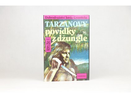 Edgar Rice Burroughs - Tarzanovy povídky z džungle (1993)