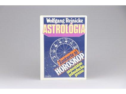Wolfgang Reinicke - Astrológia (1991)
