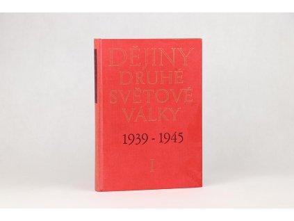 Dějiny druhé světové války 1939-1945, svazek 1 (1977)