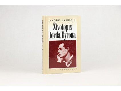 André Maurois - Životopis lorda Byrona (2000)
