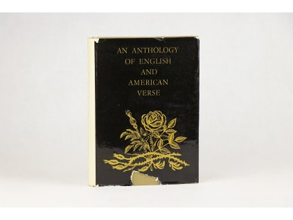 An Anthology of English and American Verse (1972)