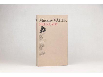 Miroslav Válek: Preklady (1977)