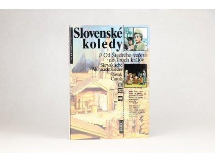 Eva Krekovičová - Slovenské koledy / Od štedrého večera do Troch kráľov (1992)