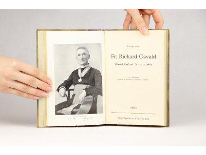 Viliam Ries - Fr. Richard Osvald (1939)