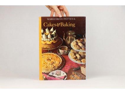 Marguerite Patten's Cakes & Baking (1970)
