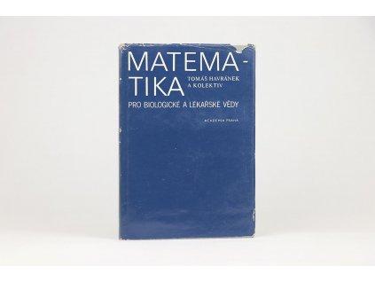 Tomáš Havránek a kol. - Matematika (1981)