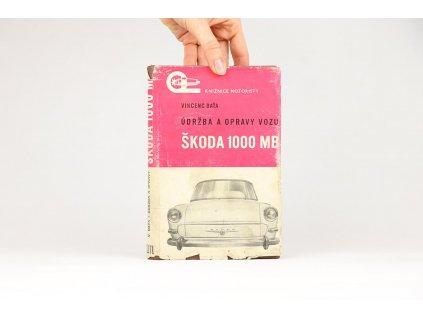 Vincenc Baťa - Údržba a opravy vozu Škoda 1000 MB (1967)