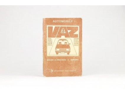 Automobily VAZ: Návod k provozu a údržbě