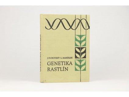Ján Dubovský, Ladislav Maršálek - Genetika rastlín (1968)