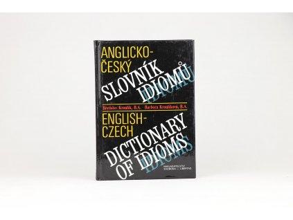 Anglicko-český slovník idiomů (1993)