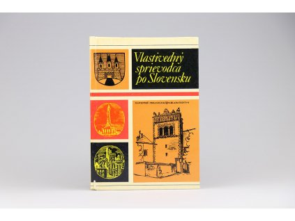 Vlastivedný sprievodca po Slovensku (1978)