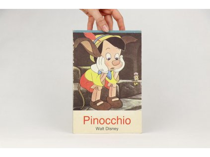 Walt Disney - Pinocchio (1990)