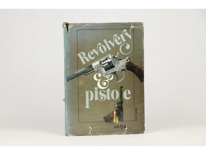 A. B. Žuk - Revolvery a pistole (1988)