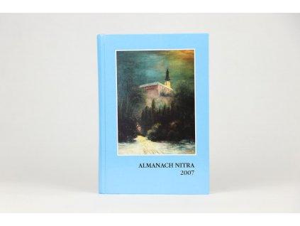 Almanach Nitra 2007