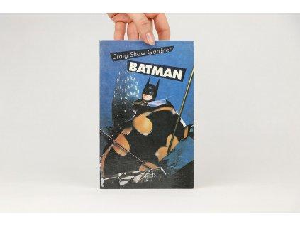 Craig Shaw Gardner - Batman (1989)