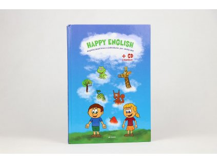 Happy English + CD
