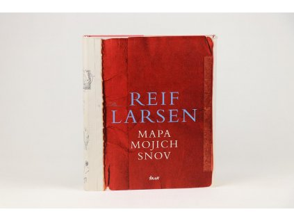 Reif Larsen - Mapa mojich snov (2010)