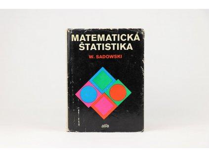 W. Sadowski - Matematická štatistika (1975)