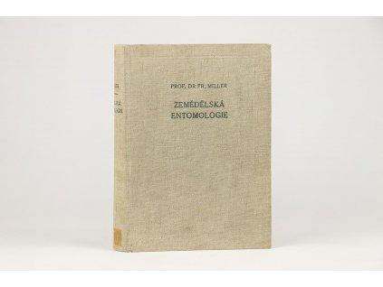 František Miller - Zemědělská entomologie (1956)