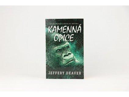 Jeffery Deaver - Kamenná opice (2004)
