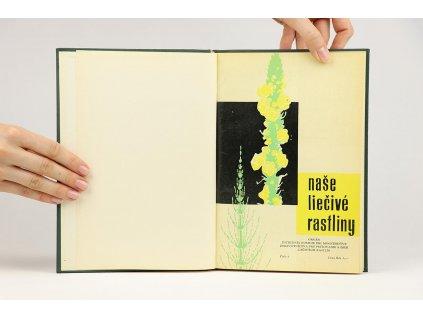 Naše liečivé rastliny, ročník II. (1966)
