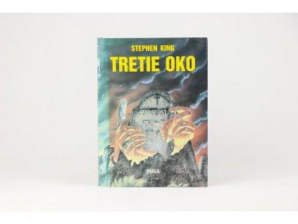 Stephen King - Tretie oko (1992)
