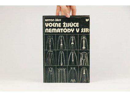 Anton Šály - Voľne žijúce nematódy v SSR (1983)