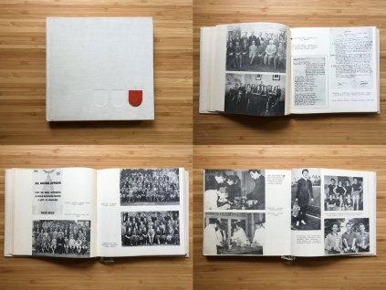 Pamätnica 50. výročia založenia Hodžovho štátneho reálneho gymnázia v Liptovskom Mikuláši (1968)